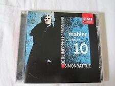 Mahler Symphony No 10 Simon Rattle Berliner Philharmoniker Cd