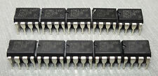 AT24C32B IC EEPROM 32KBIT 400KHZ 8-DIP Pack of 10