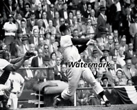 MLB 1955 New York Yankee Mickey Mantle at the Plate 8 X 10 Photo Picture