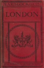 WARD LOCK RED GUIDE - LONDON & ITS ENVIRONS - 1923/24, 44th edit. - maps & plans