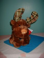 Russ Christmas Reindeer Adorable New With Tag!