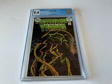 SWAMP THING 8 CGC 9.4 WHITE PAGES BERNIE WRIGHTSON DC COMICS 1974