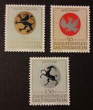 Liechtenstein Patronatsherren (I) Mi-Nr. 514/16 postfrisch