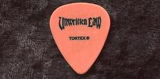 UNWRITTEN LAW 2002 Elva Tour Guitar Pick!!! STEVE MORRIS custom concert stage #2