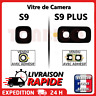 Lentille verre arrière appareil photo SAMSUNG GALAXY S9 S9+ PLUS Camera Lens