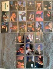 1993 Upper Deck Looss Collection Complete Set (1-26) + Header Card GRIFFEY NOLAN