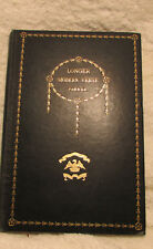 VINTAGE - COLLECTABLE - A BOOK OF LONGER MODERN VERSE- BY EDWARD A. PARKER 1926