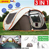 5-8 Person High-end Automatic PopUp Camping Tent Waterproof Hiking Camping Tent