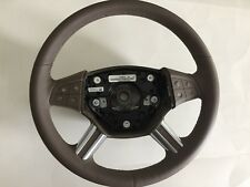 USED MERCEDES-BENZ ML TAN STEERING WHEEL PADDLE SHIFT A1644605103