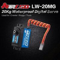 Power HD Lw-20mg 20kg Torque Digital Servo Metal Gear For RC 1/10 1/8 car N2G2