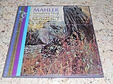 MAHLER NM Mitropoulos Klemperer Vienna Symphony No. 8 & 2 Box set 3 LPS