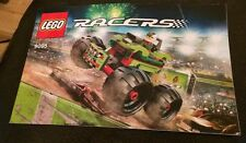 Lego Racers Instruction Book Only #9095
