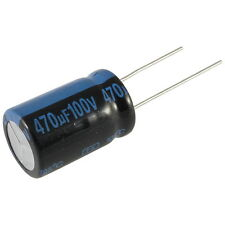 2 Elko Kondensator radial Jamicon TK 470uF 100V 105°C 856947