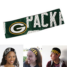 New NFL Green Bay Packers Fanband Jersey Headband Head-Band by Little Earth