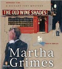 The Old Wine Shades: A Richard Jury Mystery  Richard Jury Mysteries  . EXLIBRARY
