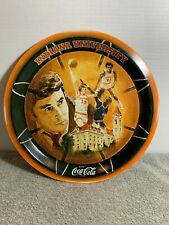 1976 Indiana Hoosiers-- National Champs Coca Cola Tray  No.096026