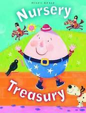Nursery Treasury, Miles Kelly , Very Good, FAST Delivery