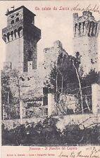 LUCCA - Nozzano - Il Maschio del Castello