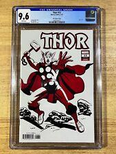 Thor #13 (2021 Marvel Comics) Michael Cho Variant CGC 9.6