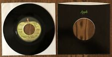 John Lennon Whatever Gets You Through the Night / Beef Jerky Apple Records #1874