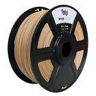Wood PLA 1.75mm WYZworks 3D Printer Premium Filament 1kg/2.2lb