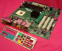 Dell 0Y832 Socket 478 Motherboard / System Board With I/O plate