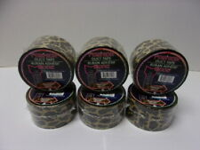 """6 Rolls Fashion Duct Duck Tape Spotted Leopard Print Crafts Design 2"""" x 10' ea."""