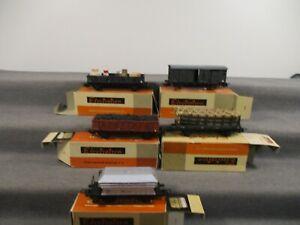Electrotren H0 1005/3 1009 1000/6 1001/9 1002/2 Güterwagen Set 5-tlg RN OVP P186