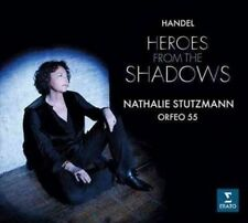 Heroes from the Shadows - Handel Arias, Nathalie Stutzmann CD | 0825646231775 |