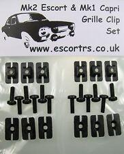 Grille Clip Set MK2 Escort RS 2000 Mexico RS1800 Sport
