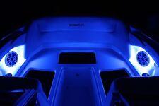 2pc LED Speaker Rings for JL Audio Marine 7.7 M770 MX770 Drilled Mastercraft New