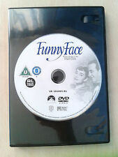 Funny Face (1957) (DVD) (R2/PAL) (*Disc Only) (Audrey Hepburn)
