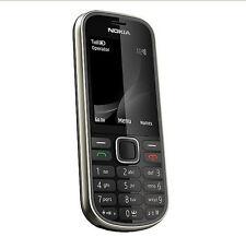 Nokia 3720 Classic - Grey  BLACK (Unlocked) Cellular Phone Free Shipping