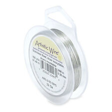 Beadalon Artistic Wire - 32 Gauge (0.20mm) - Stainless Steel