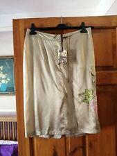 Stella Forest Silk Skirt Size 38 UK 10