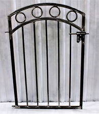Handmade Circle Wrought Iron Entrance Gate