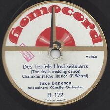 Take Banescu Orchester 1929 : Des Teufels Hochzeitstanz