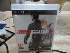 Jeu sony PS3 : JUSTCAUSE 2 - complet