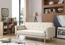 Canapés-lits beige pour la maison