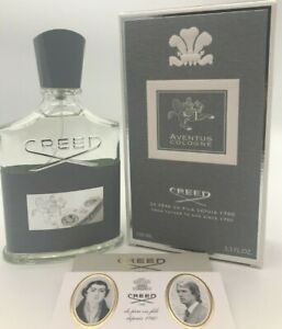 Creed Aventus COLOGNE 100ml / 3.3oz Batch 20L01 New & Fast Finescents!