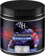Apollo's Alphamind 216G Fat Burner Sexual Wellness Rauwolfia L-Carnitine