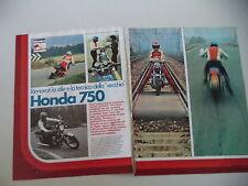 - PROVA MOTOCICLISMO 1976 MOTO HONDA CB 750 SS SUPER SPORT
