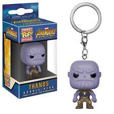 Funko Pop Keychain Marvel: Avengers Infinity War-Thanos Figure