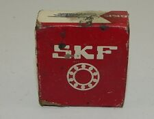 NEW Vintage SKF 6203 2RS J/EM Double Shielded Sealed Ball Bearing Assembly R1516