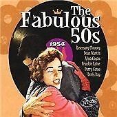 The Fabulous 50s - 1954 (1950s, Fifties), Various Artists, Very Good CD