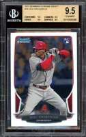 Didi Gregorius Card 2013 Bowman Chrome Draft #19 BGS 9.5 (9.5 9.5 9.5 9.5)