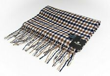 Aquascutum 100 Lambswool Scarf With Tags
