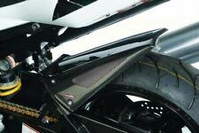 Suzuki GSXR1000  2003-2004  Rear Hugger by Powerbronze  Gloss Black & Silver Mes