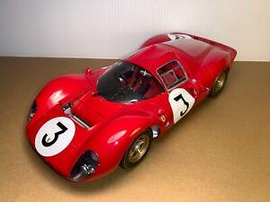 EXTREMELY RARE GMP Ferrari 330 P4, Scale 1:18, PRE-PRODUCTION SAMPLE.