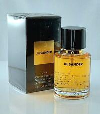Jil Sander No 4 Eau de Parfum 100 ml Spray neu & Originalverpackt in Folie